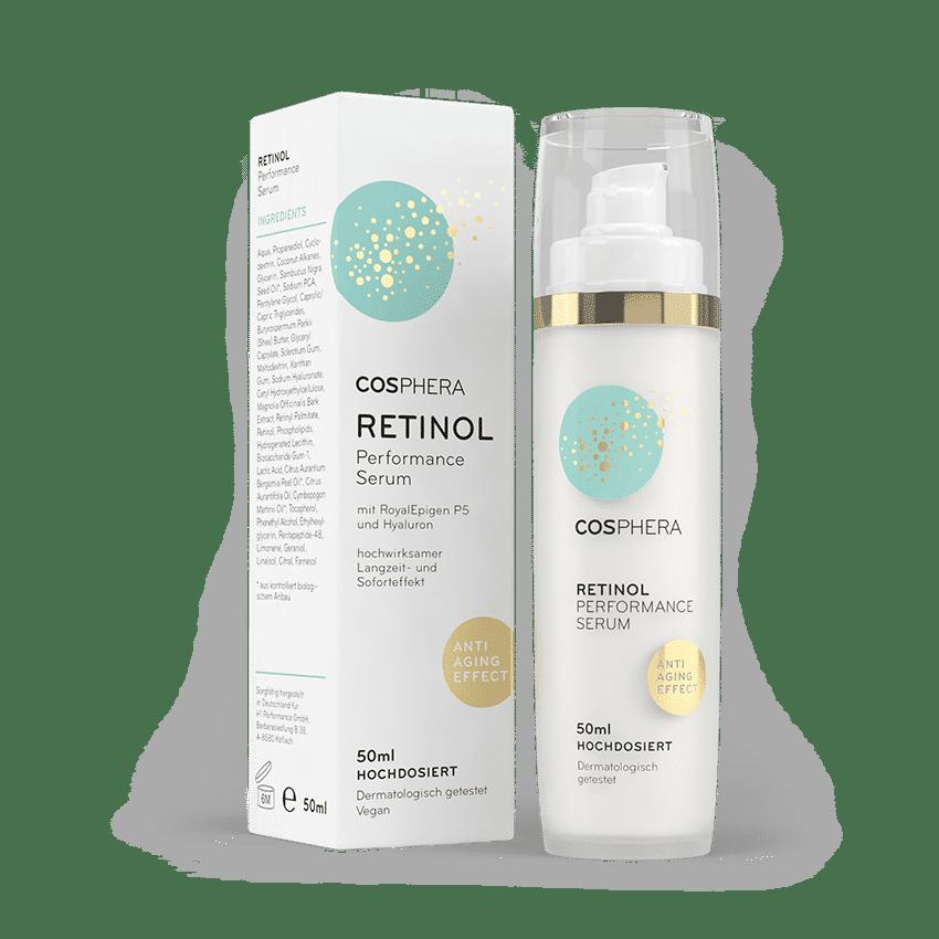 Retinol Performance Serum