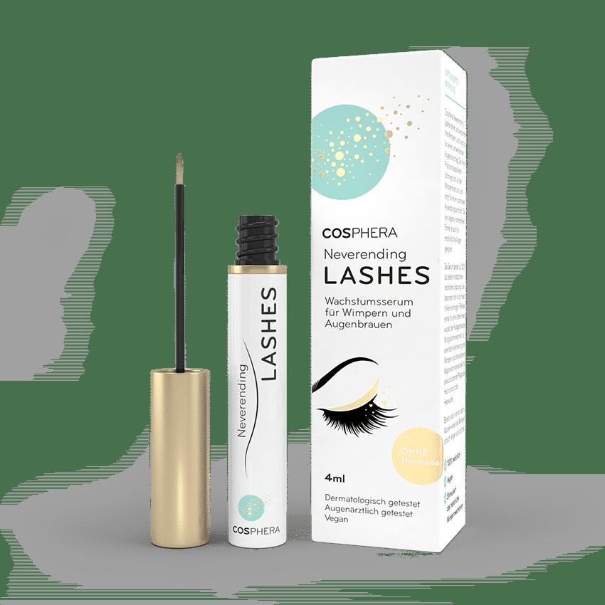 Neverending Lashes: Wimpernserum