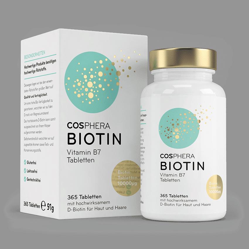 Biotin Tabletten