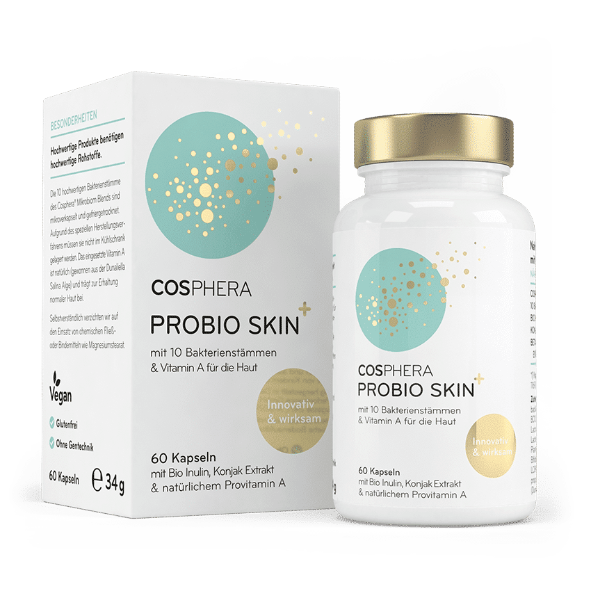 Probio Skin+ Kapseln